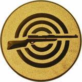 Жетон Пулевая стрельба A50