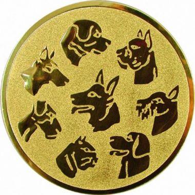 Жетон Собаки A76 04-0069-1