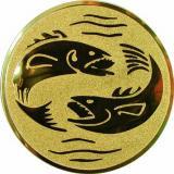 эмблема D1-A56/G рыбы