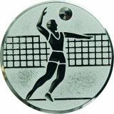 Жетон Волейбол A6/S