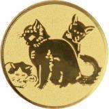 Жетон Кошки A144