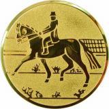 Жетон Конный спорт рысь A73