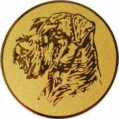 Жетон Собака А91 04-0068-1