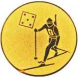эмблема D1-A96/G биатлон