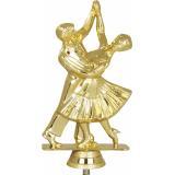 Фигурка Танцы / Золото