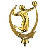 Фигурка Волейбол / Золото