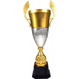 Кубок c ручками / Золото-Серебро