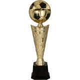 Кубок «Футбол» c чашей - мячом / Золото-Чёрный