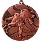Медаль Дзюдо / Металл / Бронза