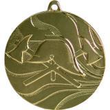 Медаль Пожарный / Металл / Золото