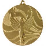 Медаль Оскар / Ника / Металл / Золото