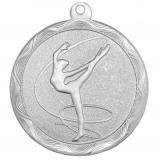 Медаль Гимнастика / Металл / Серебро