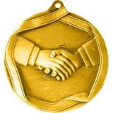 Медаль Товарищеская встреча / Металл / Золото