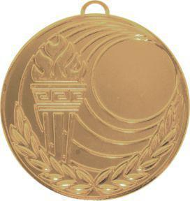 Медаль Универсальная - Факел / Металл / Золото 02-0306-1
