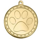 Медаль Кошки / Металл / Золото
