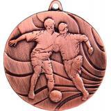 Медаль Футбол / Металл / Бронза