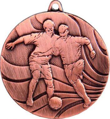 Медаль Футбол / Металл / Бронза 02-0129-3