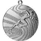 Медаль Легкая атлетика / Металл / Серебро