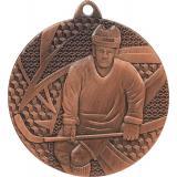 Медаль Хоккей / Металл / Бронза