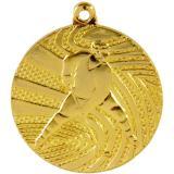 Медаль Хоккей / Металл / Золото