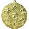 Медаль Животноводство / Металл / Золото