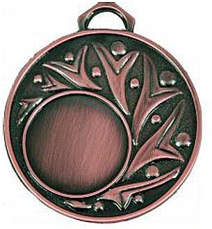 Медаль Универсальная / Металл / Бронза 02-0824-3