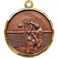 Медаль Волейбол / Металл / Бронза 02-0230-3