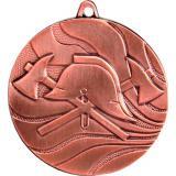 Медаль Пожарный / Металл / Бронза