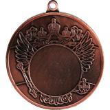 Медаль Универсальная - РФ / Металл / Бронза