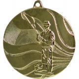 Медаль Рыболовство / Металл / Золото