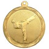 Медаль Таэквондо / Металл / Золото