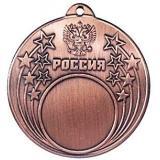 Медаль Универсальная - Звезда - РФ / Металл / Бронза