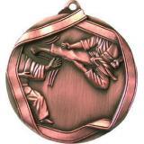 Медаль Каратэ / Металл / Бронза
