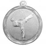 Медаль Таэквондо / Металл / Серебро