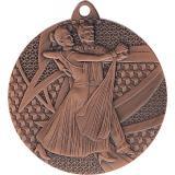 Медаль Танцы / Металл / Бронза