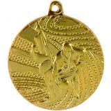 Медаль Дзюдо / Металл / Золото