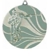 Медаль Стрельба / Металл / Серебро