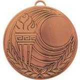Медаль Универсальная - Факел / Металл / Бронза