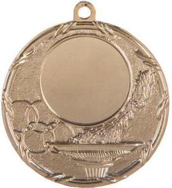 Медаль Универсальная - Факел / Металл / Серебро 02-1123-2