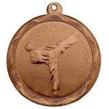 Медаль Таэквондо / Металл / Бронза