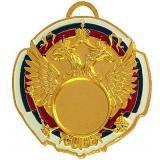 Медаль Универсальная - Триколор / Металл / Золото