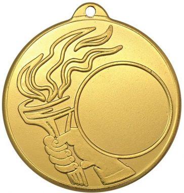Медаль Универсальная - Факел / Металл / Золото 02-0189-1