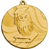 Медаль Образование / Металл / Золото