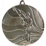 Медаль Рыболовство / Металл / Серебро