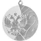 Медаль Места - РФ / Металл / Серебро