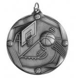Медаль Баскетбол / Металл / Серебро