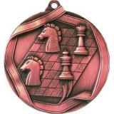 Медаль Шахматы / Металл / Бронза
