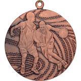 Медаль Баскетбол / Металл / Бронза