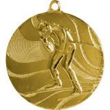 Медаль Биатлон / Металл / Золото