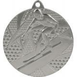 Медаль Лыжный спорт / Металл / Серебро